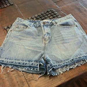 The Hidden Way Denim Shorts 8